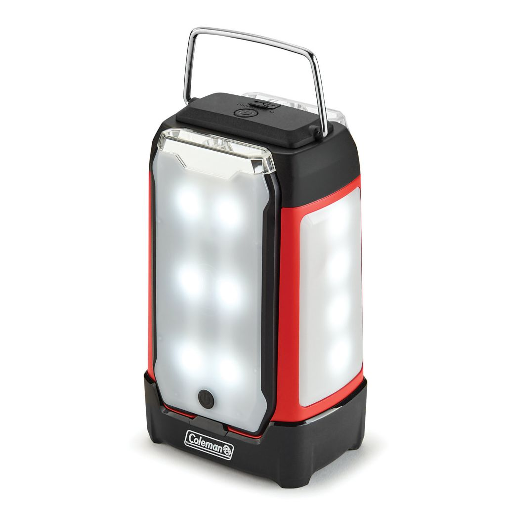 Coleman Coleman LED lucerna Dual Panel