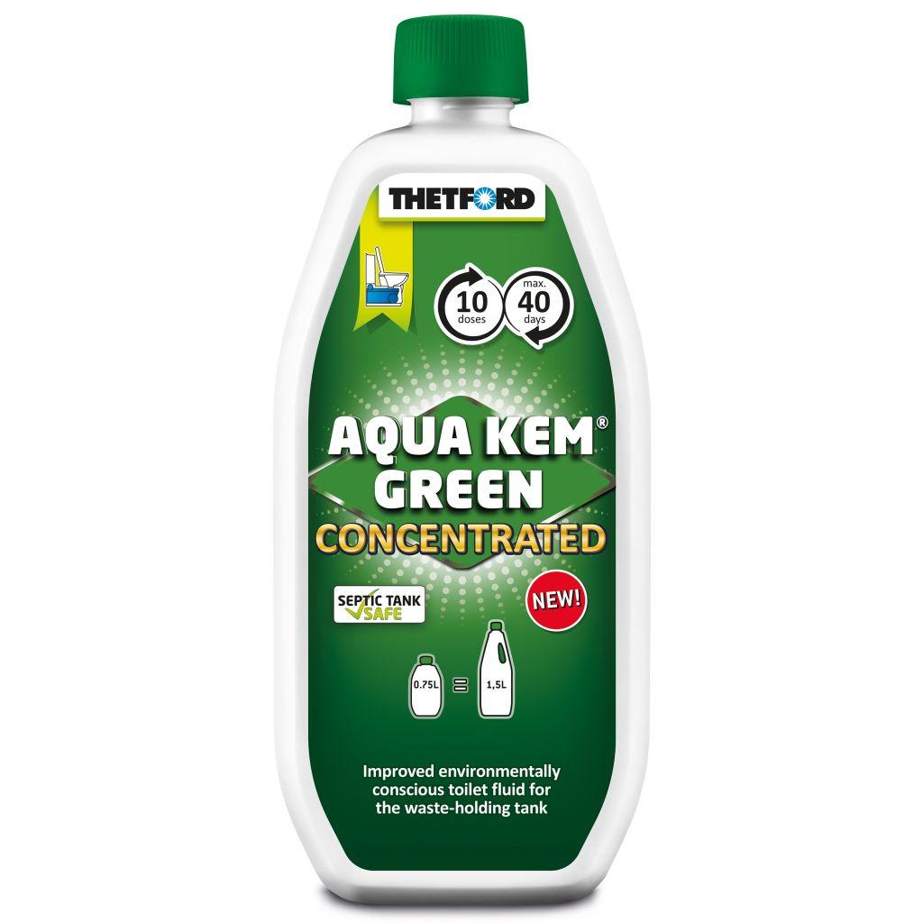 Thetford Koncentrovaná WC chemie Thetford Aqua Kem Green