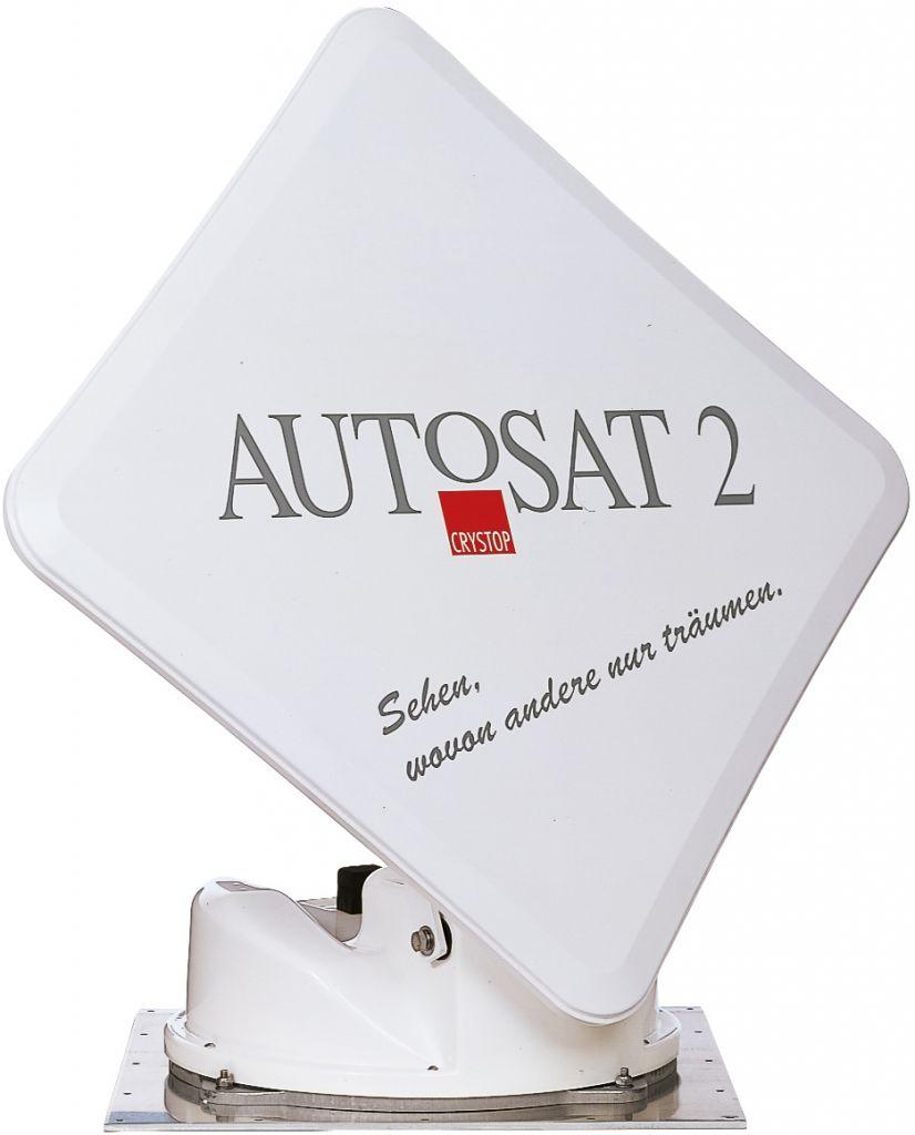 Crystop Satelitní systém Crystop AutoSat 2F Control