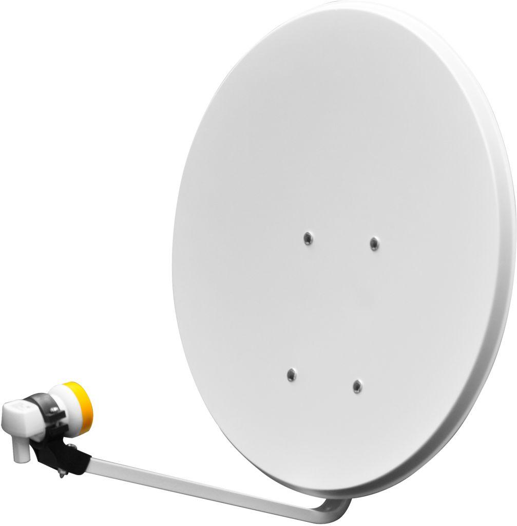 Maxview Přenosná satelitní parabola Maxview průměr 60 cm bezresivru