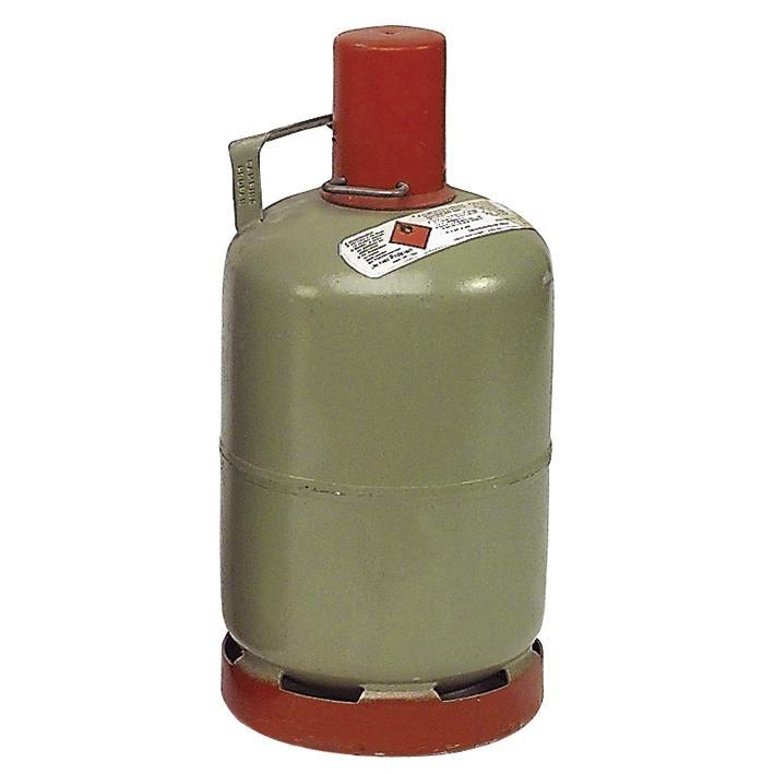 Plynová láhev 5 kg SRN norma