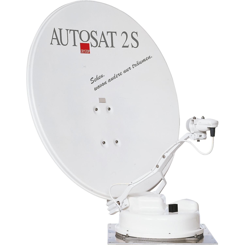 Crystop Satelitní systém Crystop AutoSat 2S Control