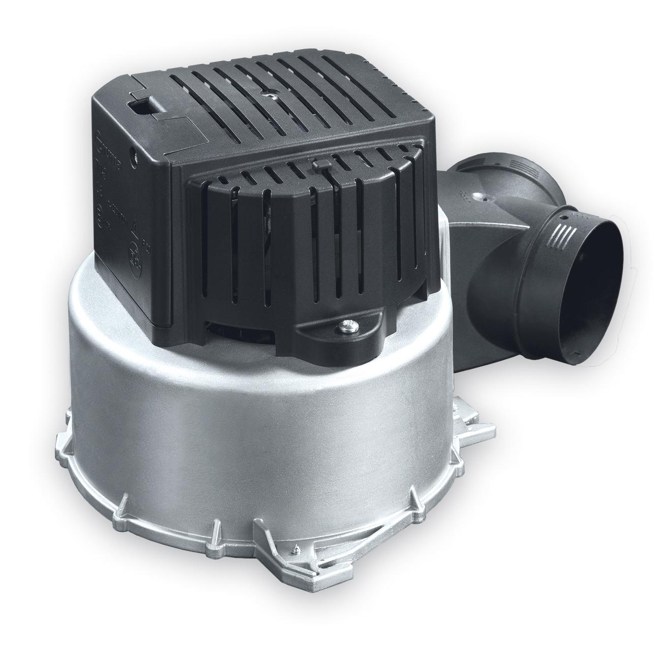 Truma Přídavný rozfuk Truma pro rozvod teplého vzduchu pro topení S3004 a S5004 TEB-3 s integrovanou