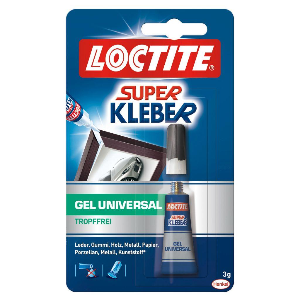 Vteřinové lepidlo LOCTITE® Gel 451/088