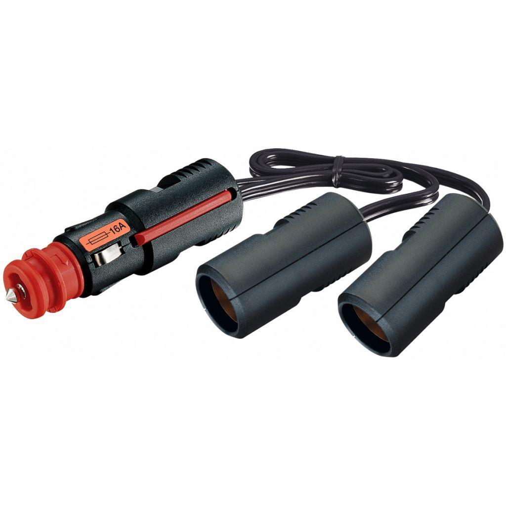 Zapalovačová rozdvojka kabelová Pro Car