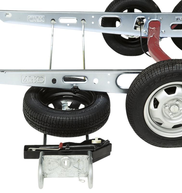 AL-KO Držák na náhradní pneumatiku EH1/BR E