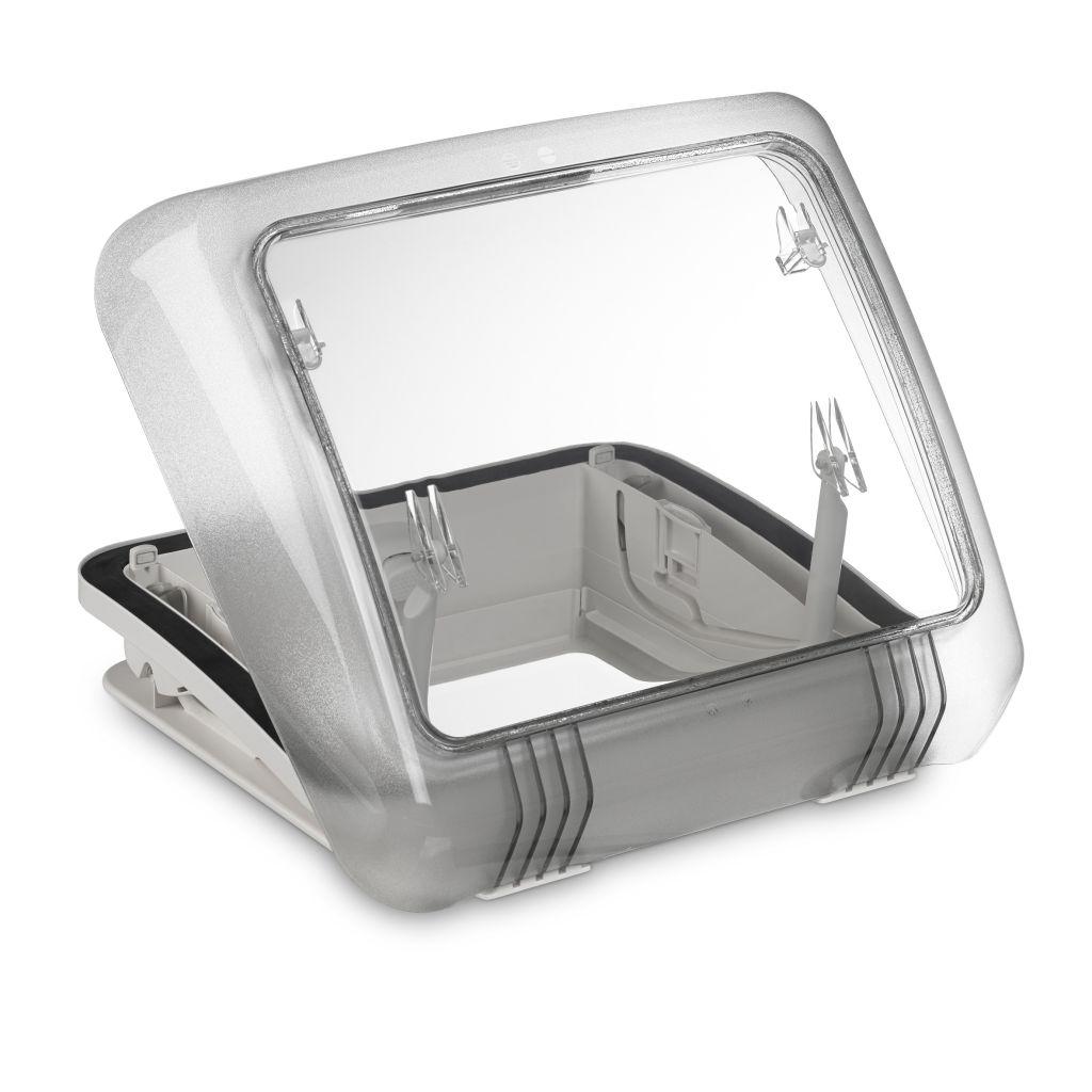 Dometic Střešní okno Dometic Micro Heki bez zatemňovací rolety, s nucenou ventilací