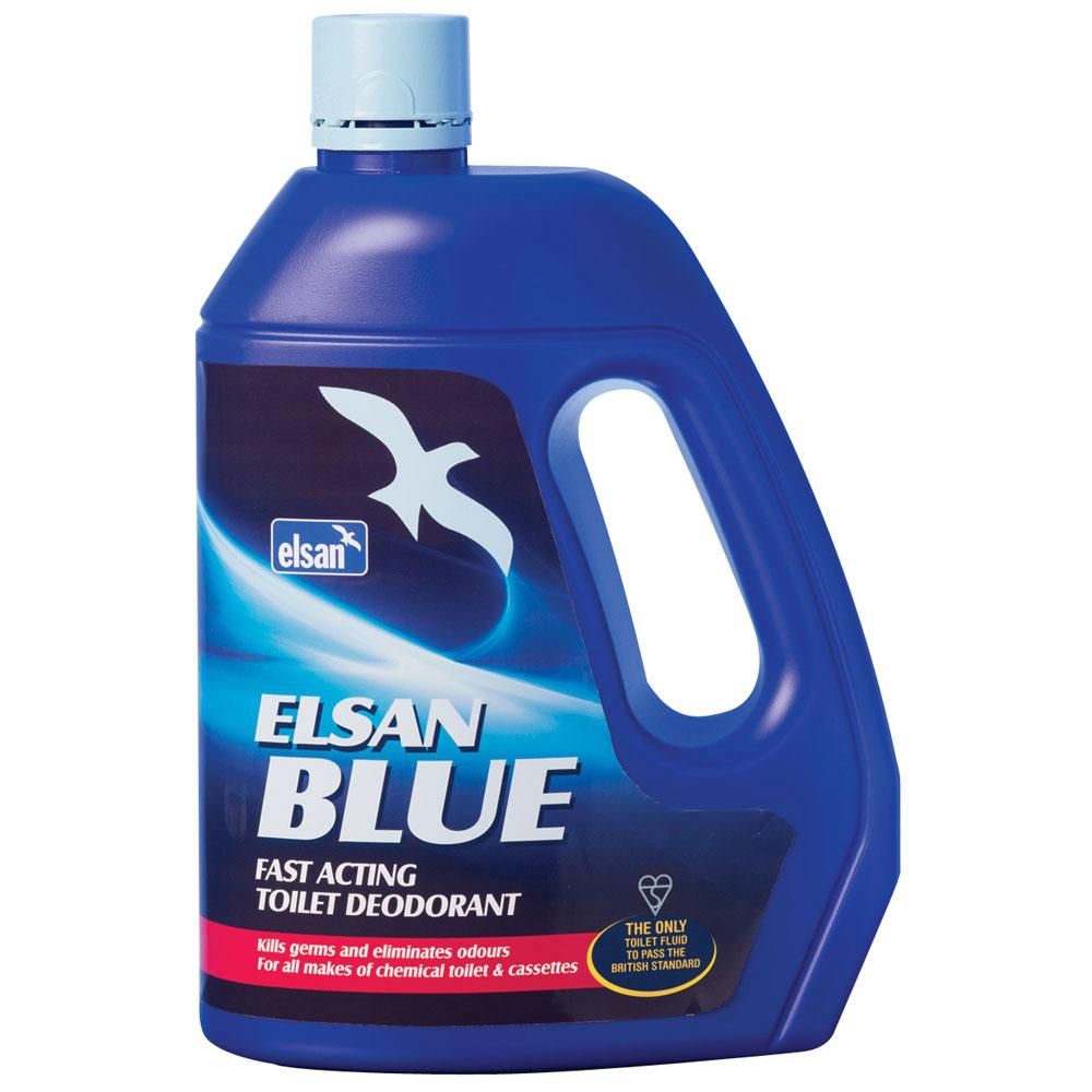 Elsan WC chemie Elsan Blue 2l