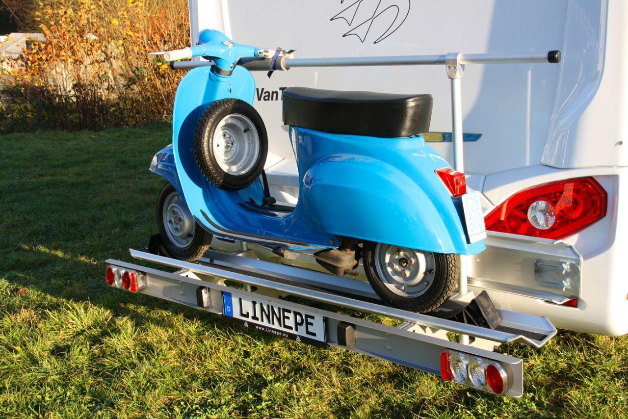 Linnepe Linnepe Findus nosič skútrů 2 jízdní kola / elektrická kola