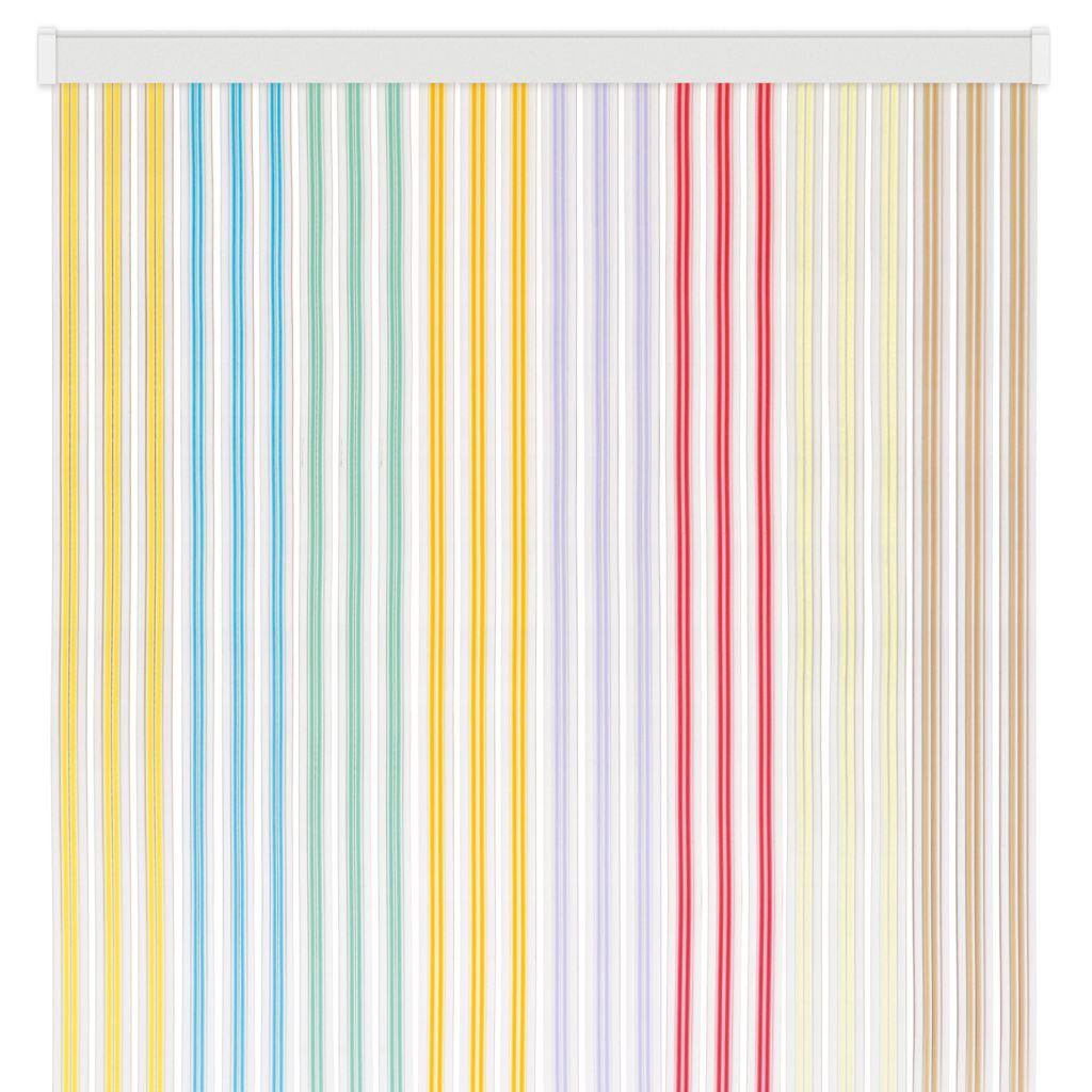 Dveřní závěs Band Lux různobarevné 100 × 220 cm