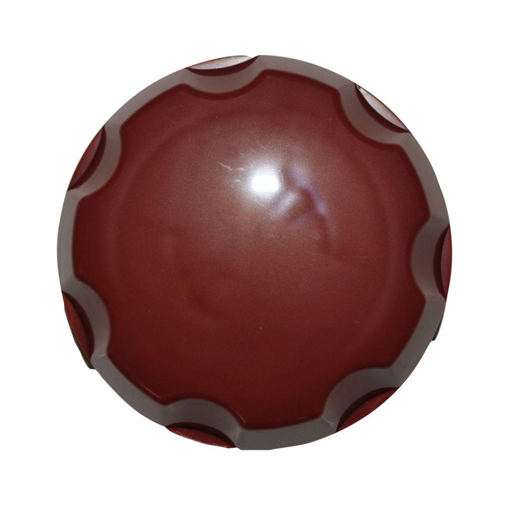 Šroubovací uzávěr nádrže na čerstvou vodu červená